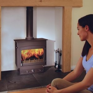 Woodwarm Fireview 16kW
