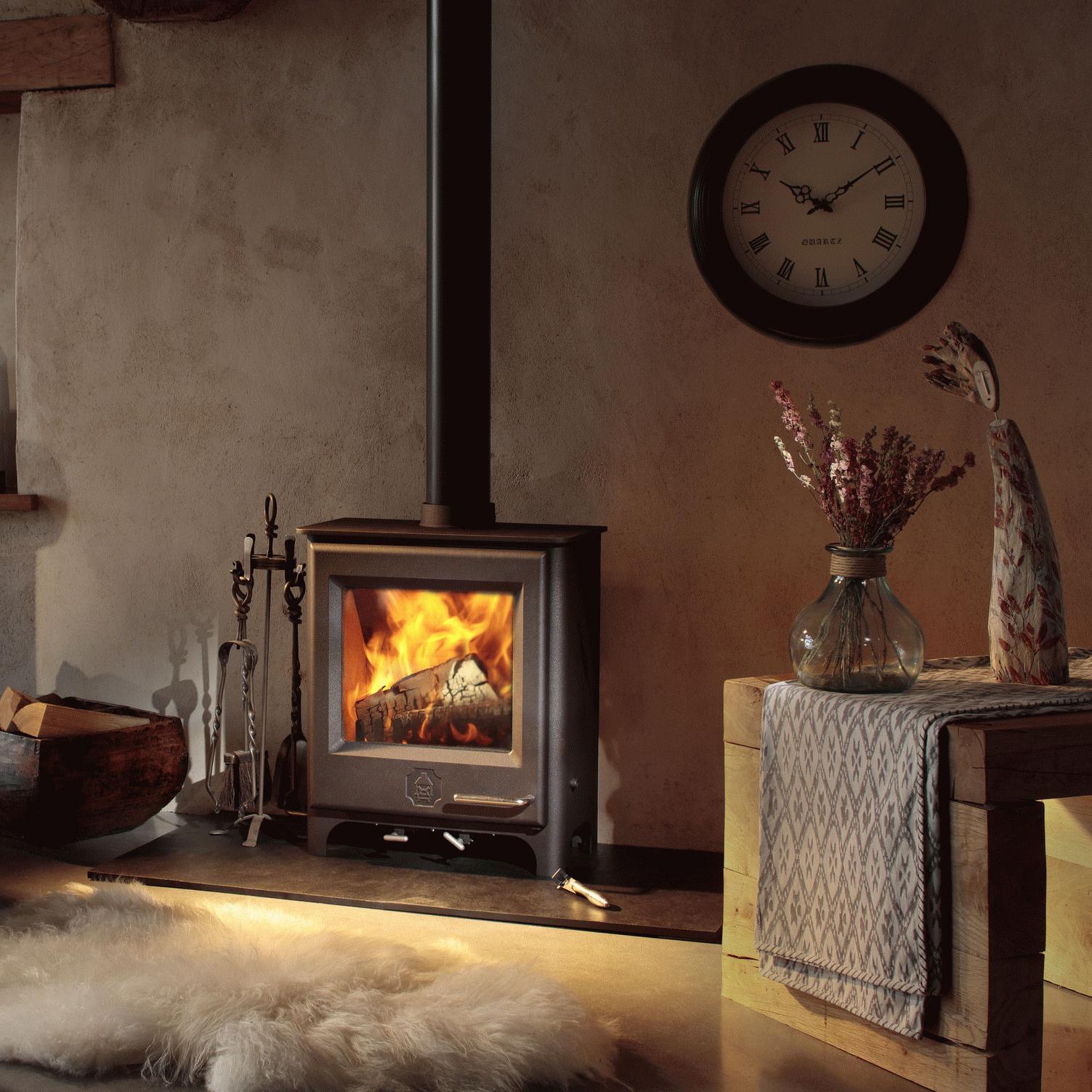 Woodwarm Phoenix Eco Firegem 5kW