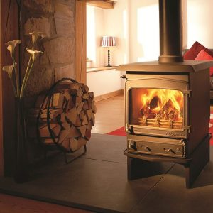 Woodwarm Fireview Double-Sided Stoves