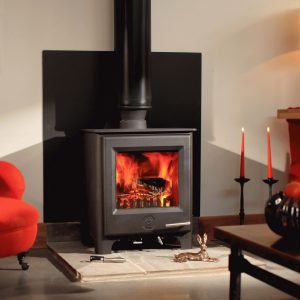 Woodwarm Phoenix Eco Fireblaze 6kW