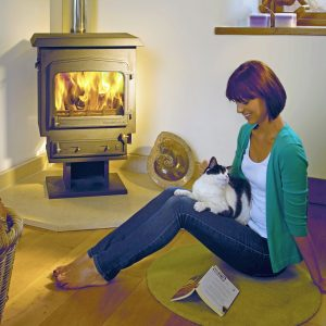 Woodwarm Fireview 9kW