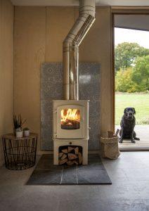 Charnwood Vlaze Heat Shields and Hearths