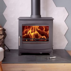Woodwarm Fireview Eco 5kW