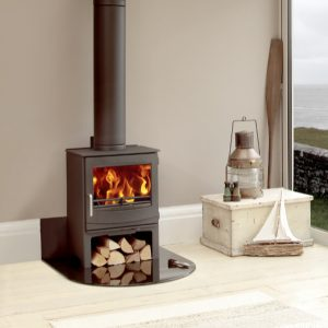 Woodwarm Fireview Eco 7kW