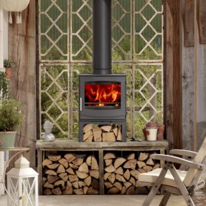 Woodwarm Fireview Eco 9kW